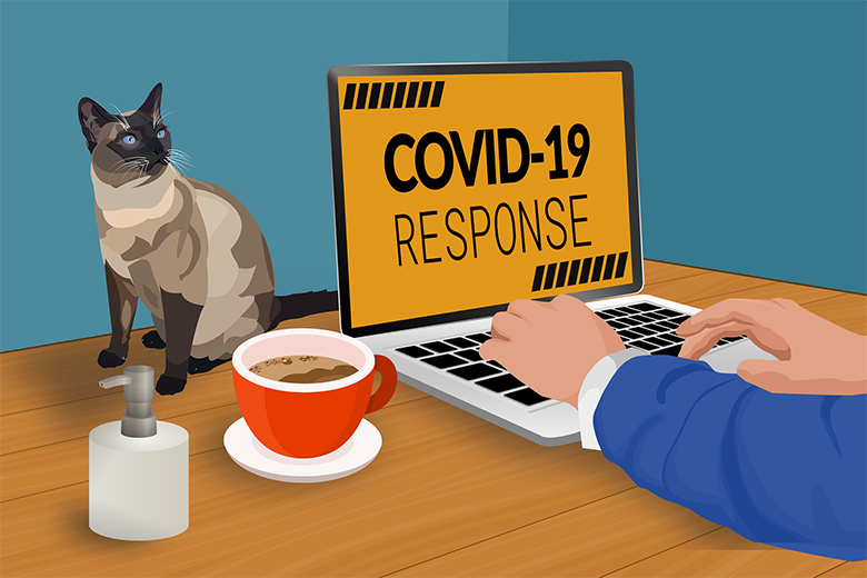 OUR RESPONSE TO COVID – 19